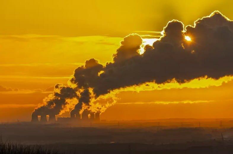 Взгляд на загрязнение издалека