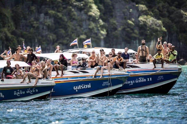 Мировая серия Red Bull Cliff Diving 2013 – Таиланд