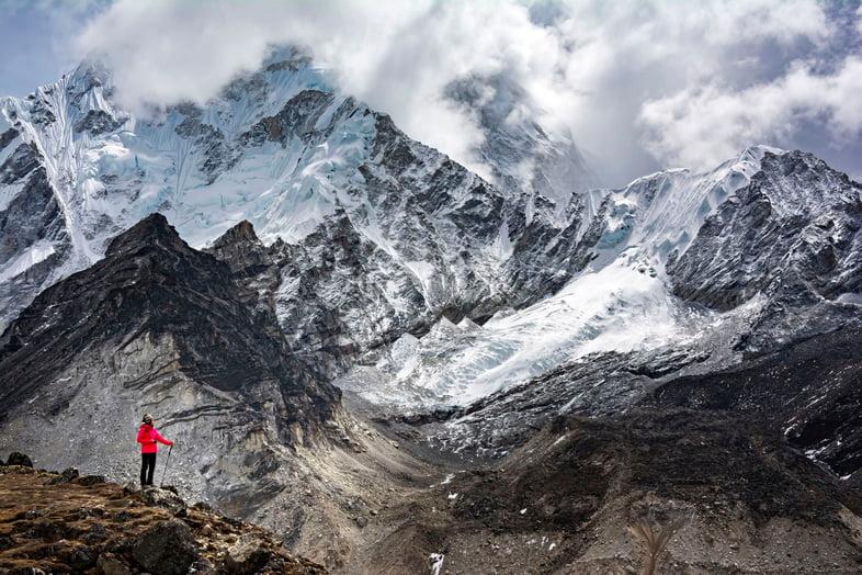 Поход на Эверест в Непале