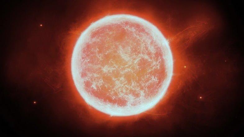 VY Большого Пса (лат. VY Canis Majoris)