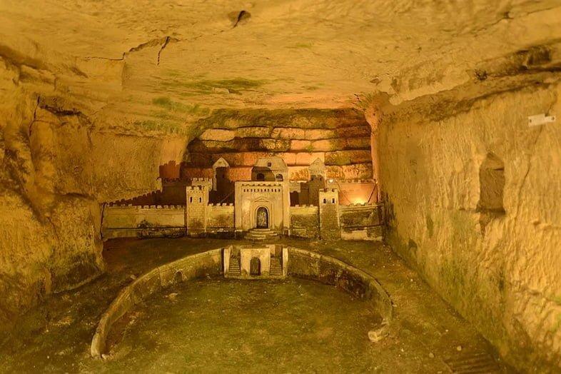 Подземное убежище – Катакомбы Парижа