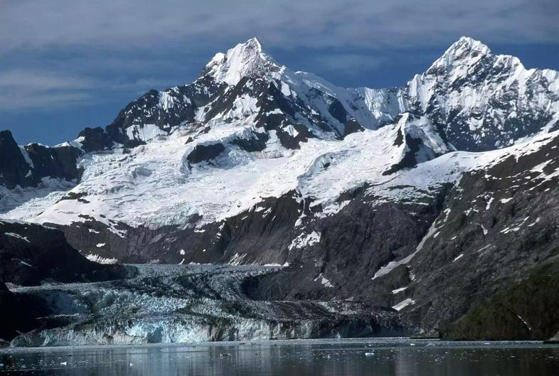Большой тихоокеанский ледник