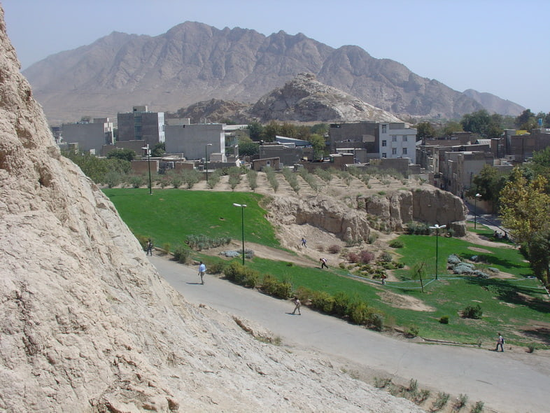 Рей, Иран