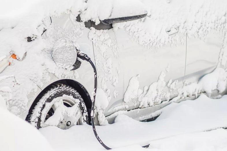 Зарядка электромобилей в Канаде